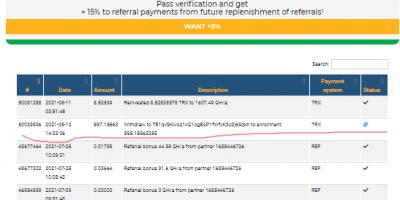 CryptoPlace云挖矿 简单邮箱注册得2500Gh/s算力 可挖各种主流币
