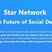 Star Network 手机挖矿2币/小时 直推奖励25%